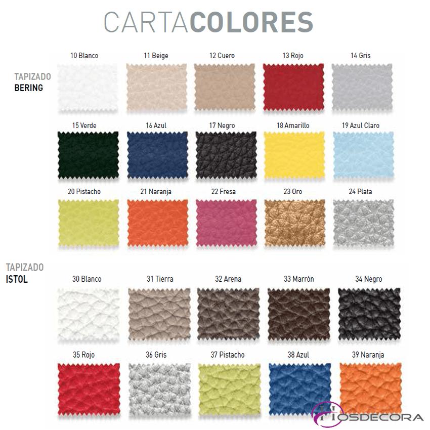 colores de tapizado 2