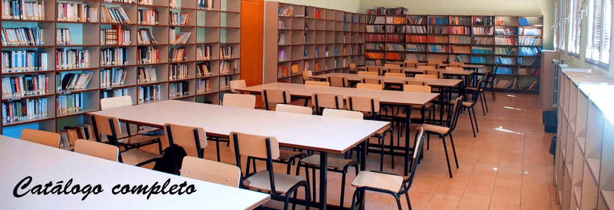 catalogo completo para escuelas