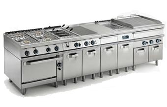 maquinas de calor para cocina
