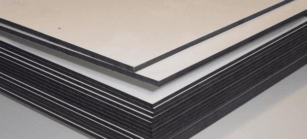 mesas de tablero compacto