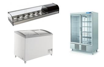 maquinaria de frío para hosteleria