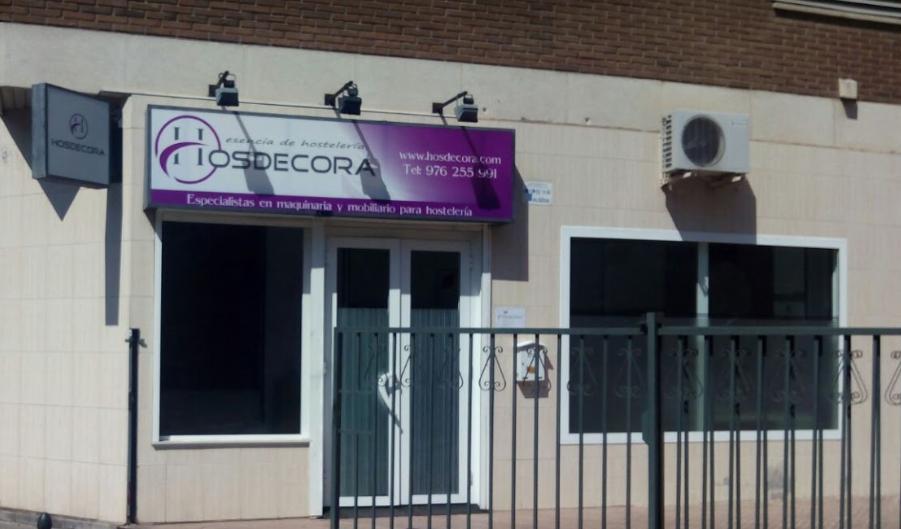 Oficinas de Hosdecora en Zaragoza