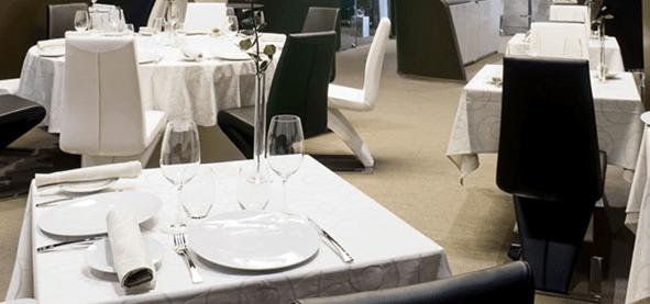 manteles para restaurantes