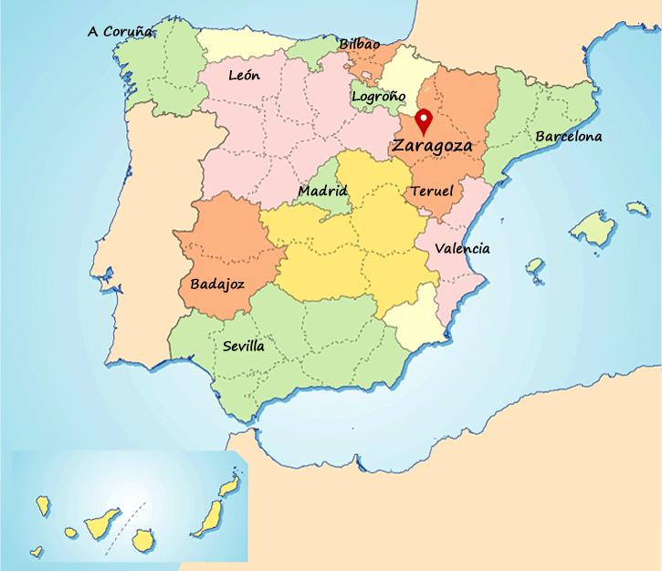 Hosdecora sirve en toda España